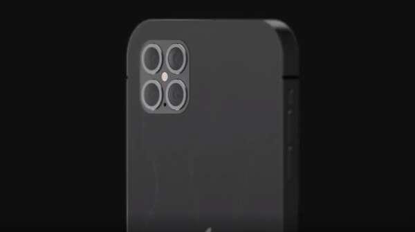 iPhone 12 Pro, wygląd iPhone 12 Pro, design iPhone 12 Pro, iphone 4 iPhone 12 Pro,
