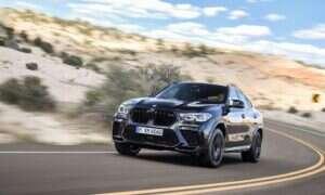 BMW X5 M i X6 M na 2020 rok doczekają się nowego silnika