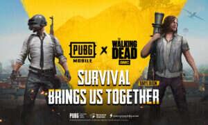 Co łączy PUBG Mobile i The Walking Dead?