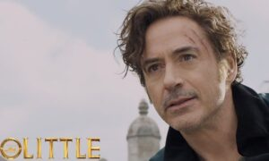 Pierwszy zwiastun filmu Dolittle z Robertem Downey'em Jr. w roli głównej