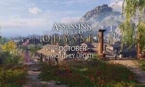 Koniec wsparcia Assassin's Creed Odyssey – tak się rozwija grę!