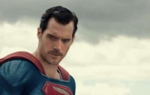 Superman z wąsami, czyli jak przed CGI wyglądał bohater w Lidze Sprawiedliwości