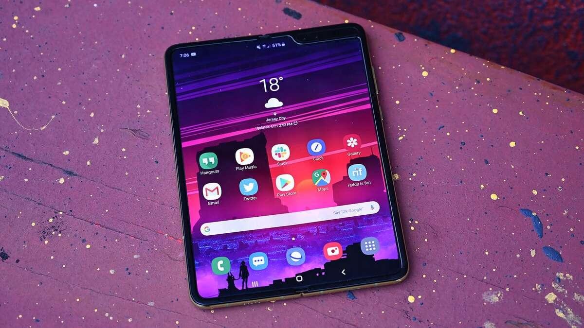 Galaxy Fold otrzymuje niektóre funkcje znane z Galaxy Note 10 2
