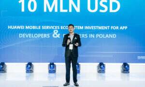 Huawei zainwestuje w Polsce ogromne pieniadze