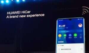 Huawei HiCar może przejąć kontrolę nad samochodem