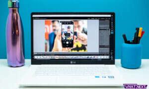 Test laptopa LG Gram 14Z990C