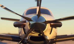 Mapa Microsoft Flight Simulator będzie zależna od prędkości łącza