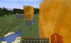 Parkour w Minecraft – blok miodu umożliwia bieganie po ścianach!