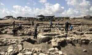 Izraelscy archeolodzy odkryli starożytne miasto