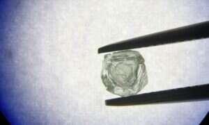 Ten niezwykły diament przypomina rosyjską matrioszkę