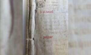 """Odkryto zagubioną, średniowieczną wersję """"50 twarzy…"""""""