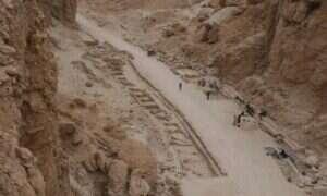 Na cmentarzu, na którym pochowano Tutanchamona odnaleziono dwie mumie