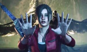 Resident Evil 2 w Monster Hunter World: Iceborne – Capcom trochę odpłynął