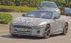 Jaguar F-Type 2020 ma wykorzystać silniki BMW