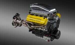 Oto silnik, który napędzi ponad 1800-konne hipersamochody Venom F5