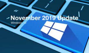 Microsoft ogłosił listopadową aktualizację Windows 10