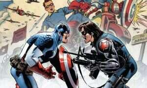 Recenzja komiksu Kapitan Ameryka: Zimowy Żołnierz