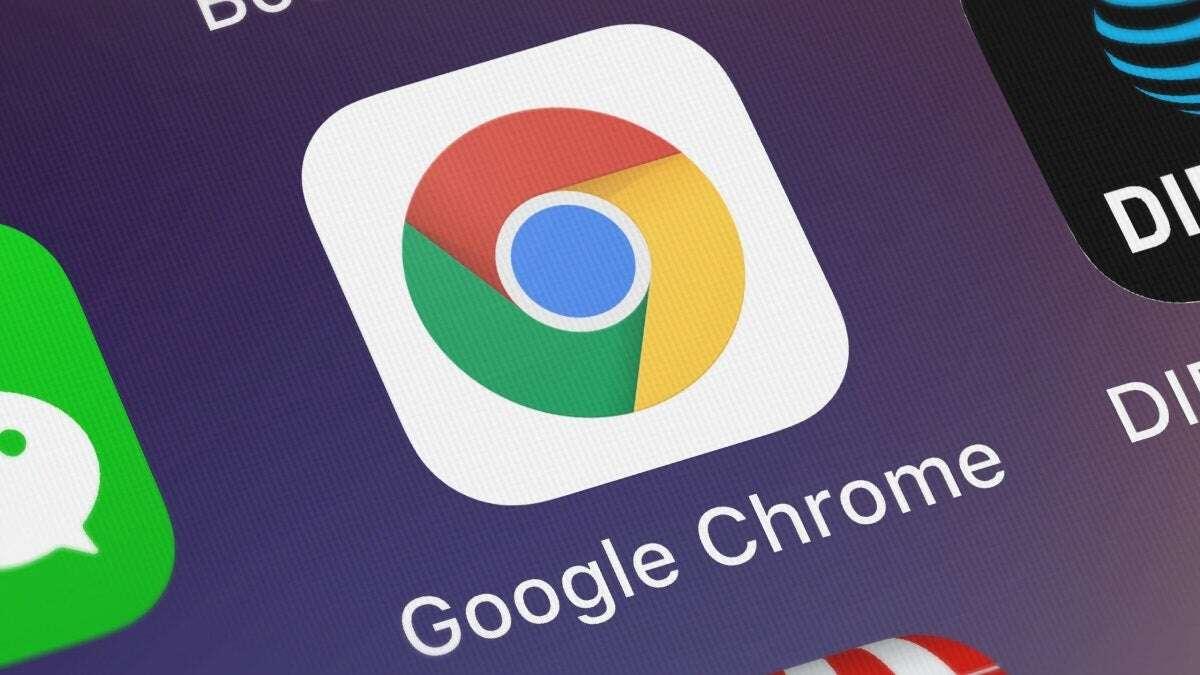 korzystanie z chrome na androidzie, strona Google Chrome, ocena strony Google Chrome, szybkość strony Google Chrome