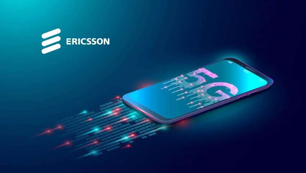 użytkownicy 5G Ericsson, 5G Ericsson, Ericsson