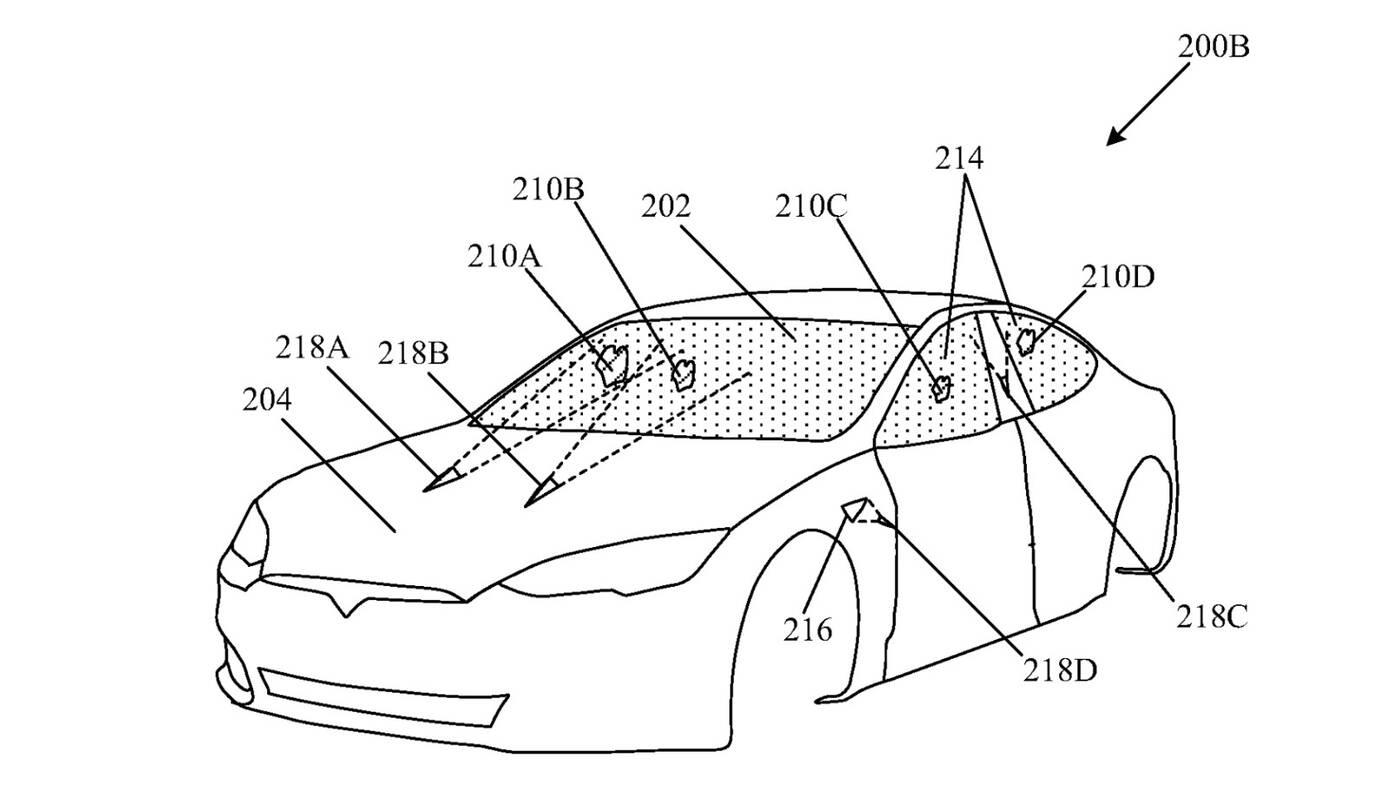 laser Tesli, patent laseru Tesli, oczyszczanie szyb Tesli, Tesla patent
