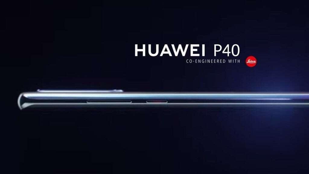 aparaty w Huawei P40 Pro
