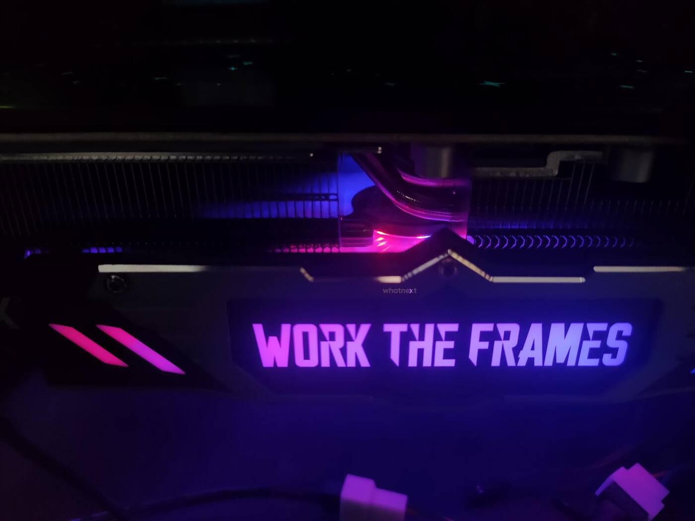 test KFA2 GeForce RTX 2070 SUPER Work The Frames, recenzja KFA2 GeForce RTX 2070 SUPER Work The Frames, review KFA2 GeForce RTX 2070 SUPER Work The Frames