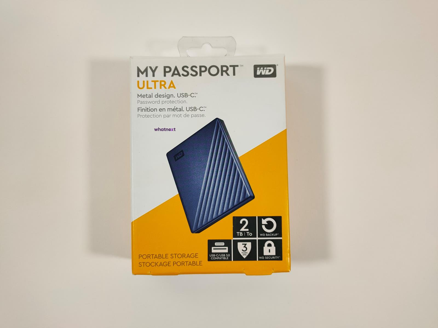test WD My Passport Ultra 2TB USB-C, recenzja WD My Passport Ultra 2TB USB-C, opinia WD My Passport Ultra 2TB USB-C, review WD My Passport Ultra 2TB USB-C
