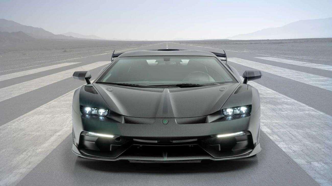 Cabrera, Lamborghini Aventador SVJ, Aventador SVJ, Mansory Cabrera