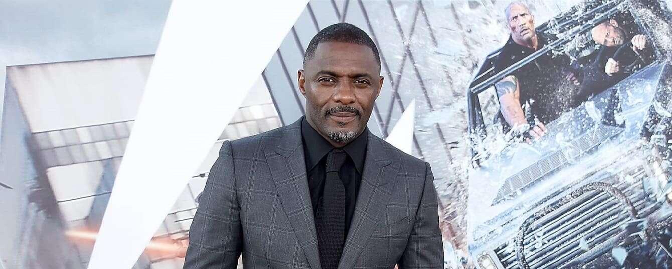 Idris Elba, Idris Elba koronawirus, koronawirus, aktorzy zarażeni koronawirusem, Tom Hanks
