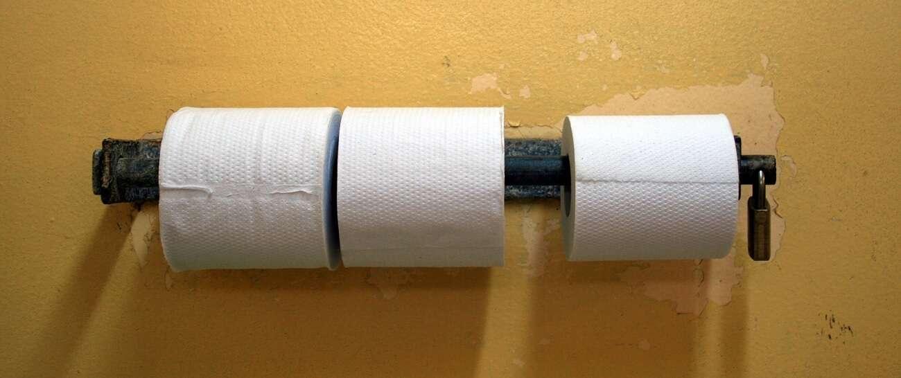 Papier toaletowy kwarantanna