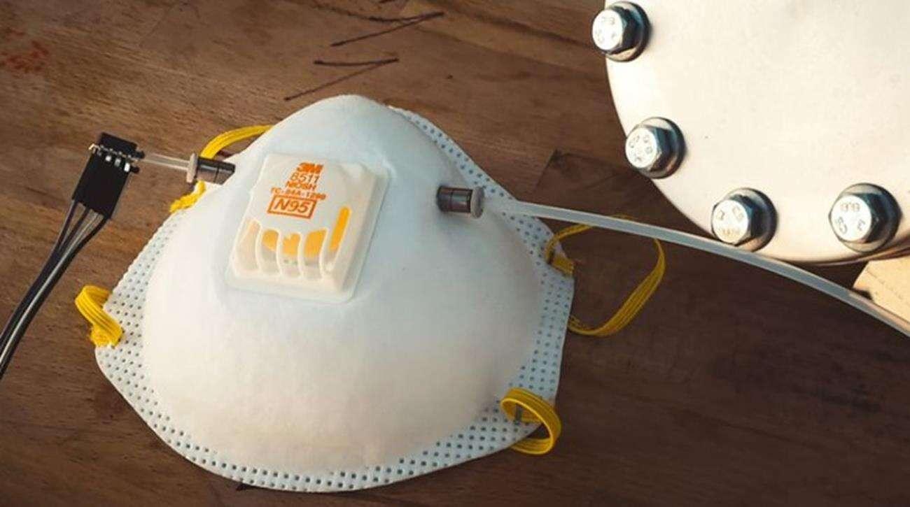maseczki N95, problem N95, oddychanie maseczka N95, problem z oddychaniem maseczka, ulepszenie maseczek N95
