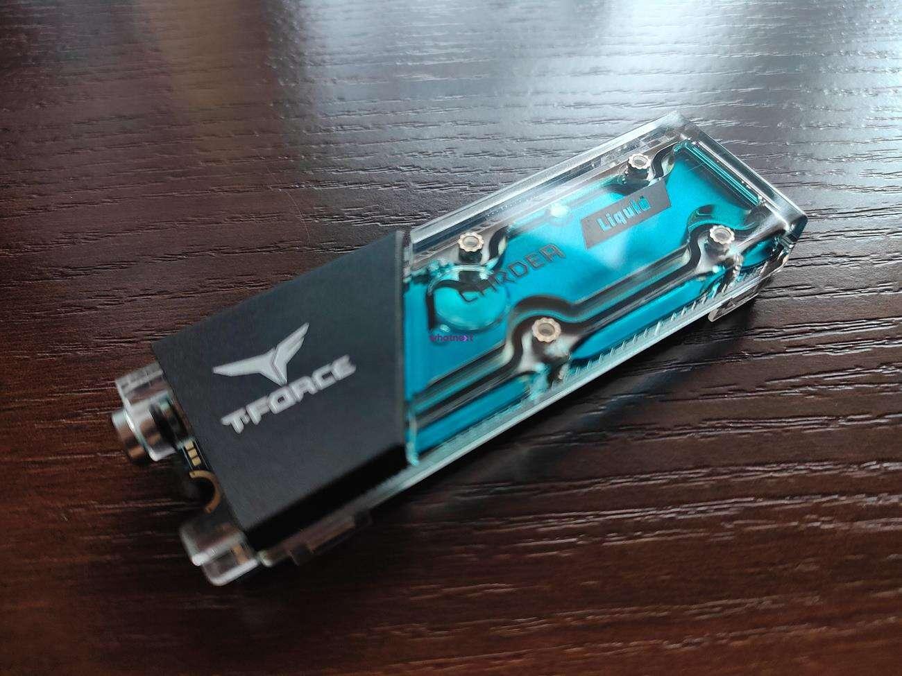 Test dysku CARDEA Liquid 512 GB, wydajność dysku CARDEA Liquid 512 GB, recenzja Cardea Liquid, wydajność CARDEA Liquid, test cardea liquid, testy cardea liquid, cena dysku liquid, dysk chłodzony wodą