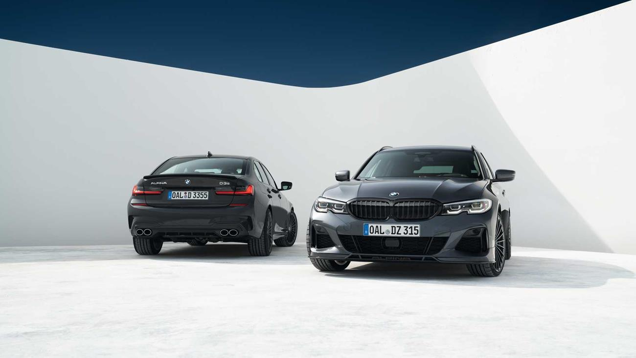 Alpina D3 S, BMW Alpina D3 S, BMW od Alpina, D3 S Alpina, Alpina diesel BMW