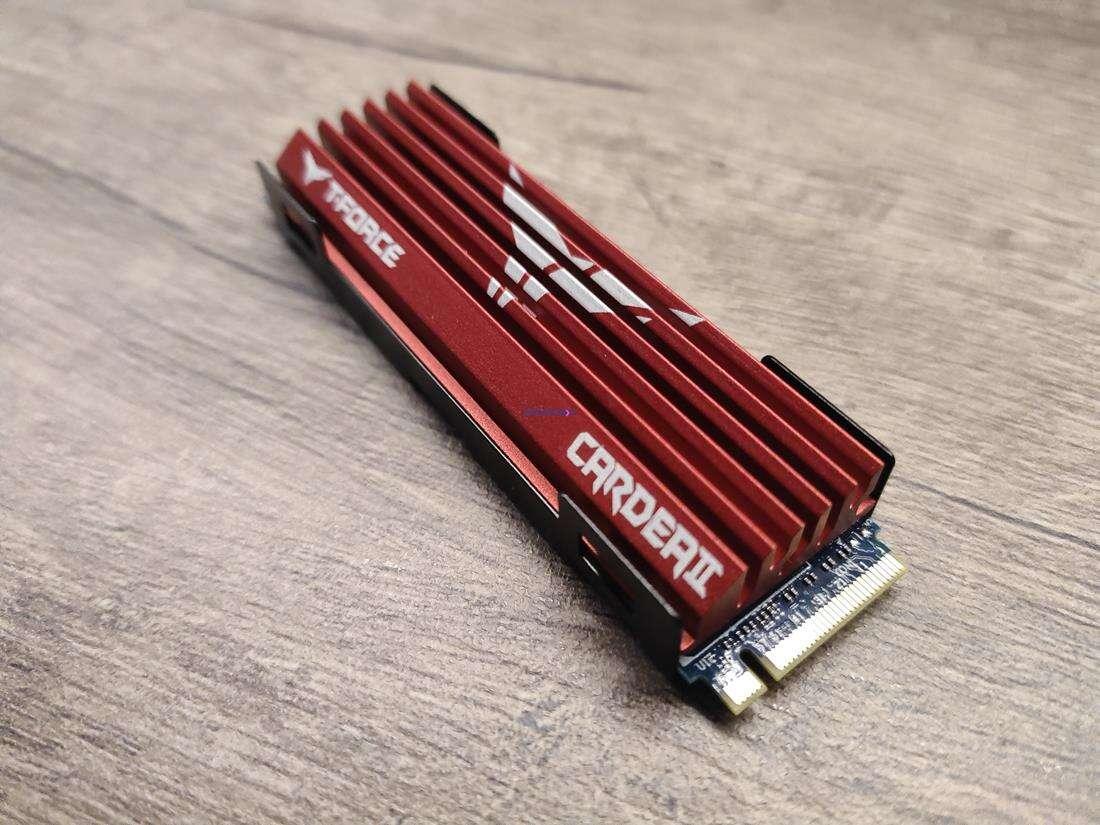 Żywotność dysków SSD, T-Force CARDEA II 512 GB, CARDEA II 512 GB, test Cardea II, Cardea II wydajność, CARDEA II 512 GB test, TForce Cardea II, cena CARDEA II