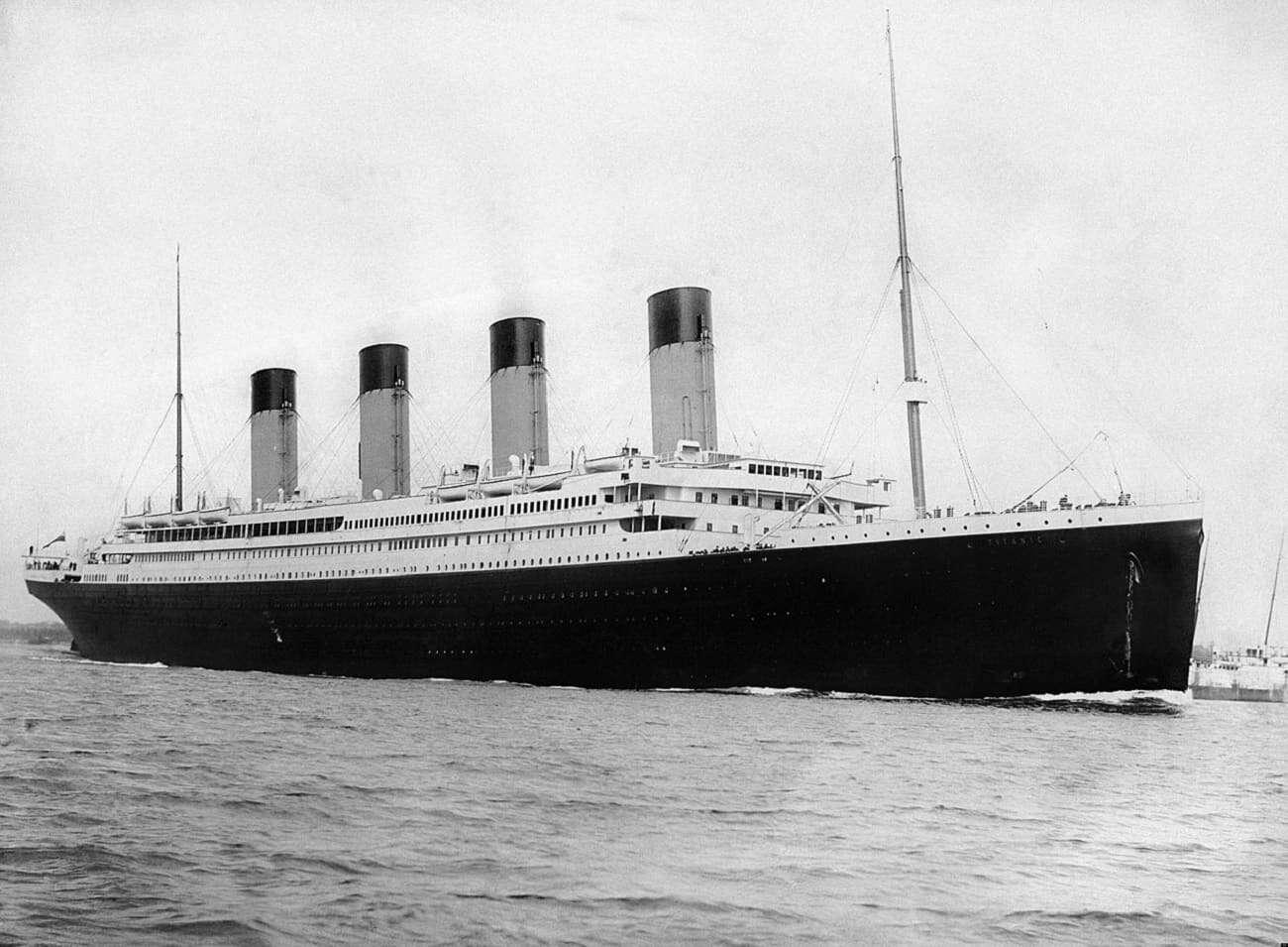 katastrofa titanica