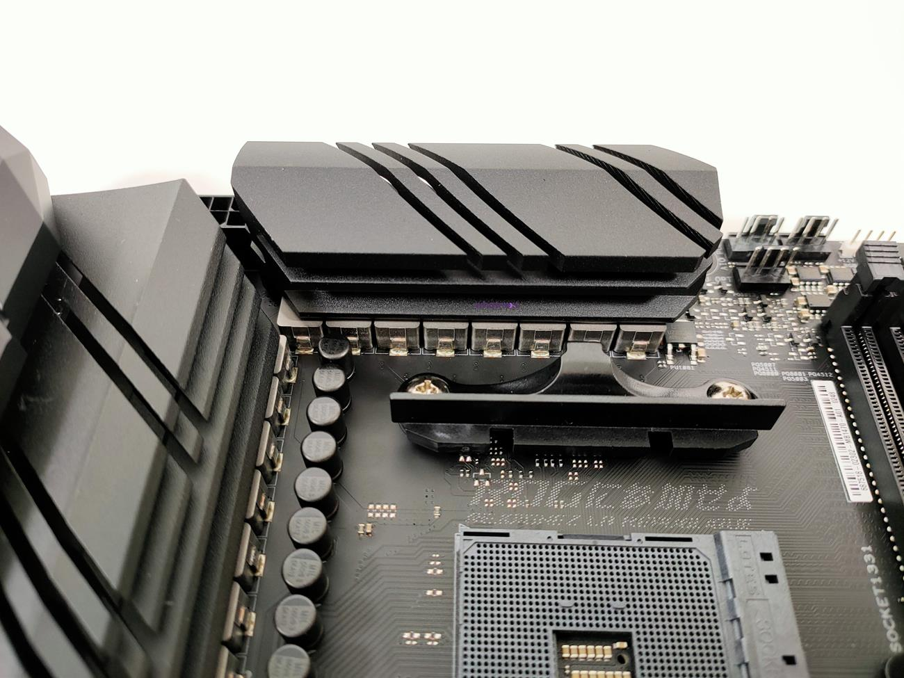 test Asus ROG Strix B550-E Gaming, recenzja Asus ROG Strix B550-E Gaming, review Asus ROG Strix B550-E Gaming, opinia Asus ROG Strix B550-E Gaming