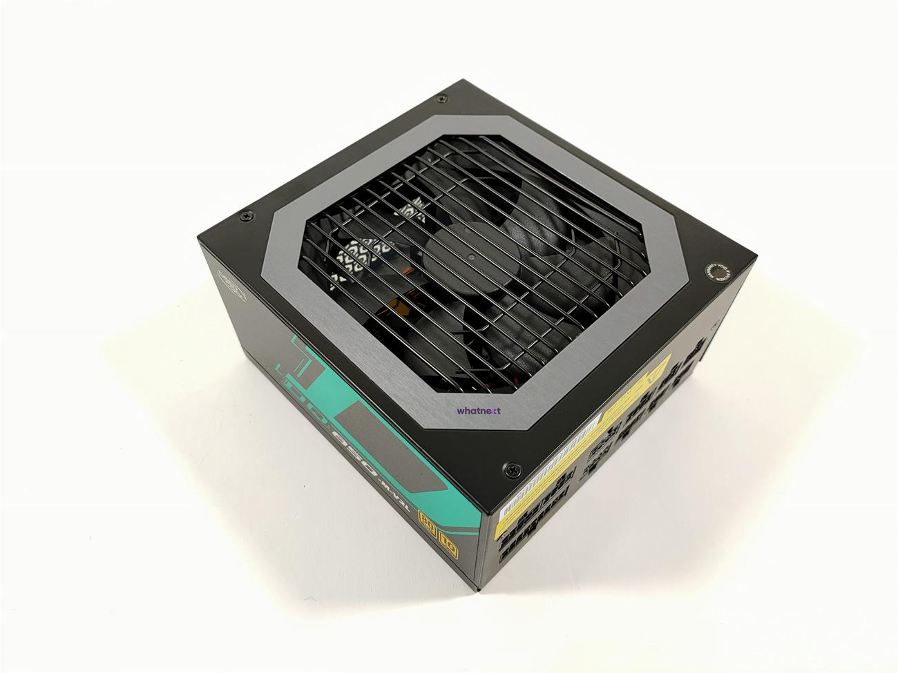 test Deepcool DQ850-M-V2L, recenzja Deepcool DQ850-M-V2L, review Deepcool DQ850-M-V2L, opinia Deepcool DQ850-M-V2L