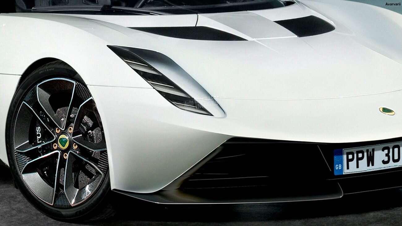 plany Lotus, firma Lotus, elektryczne samochody Lotus, Lotus EV