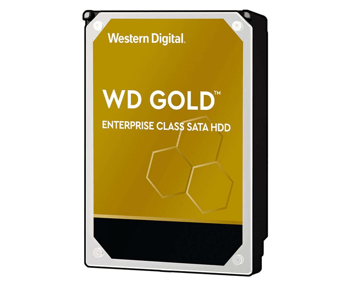 WD GOld, 18 TB HDD