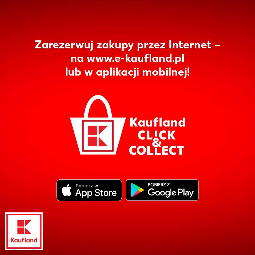 kaufland Click & Collect, kaufland