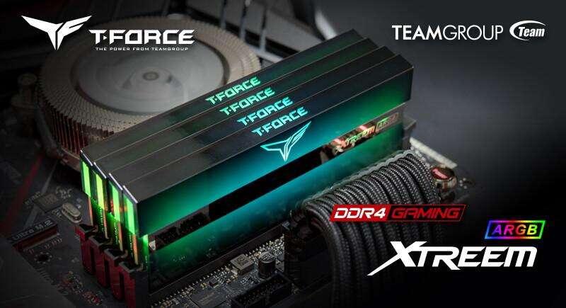 OC Team Group T-Force Xtreem ARGB, rekordy Team Group T-Force Xtreem ARGB