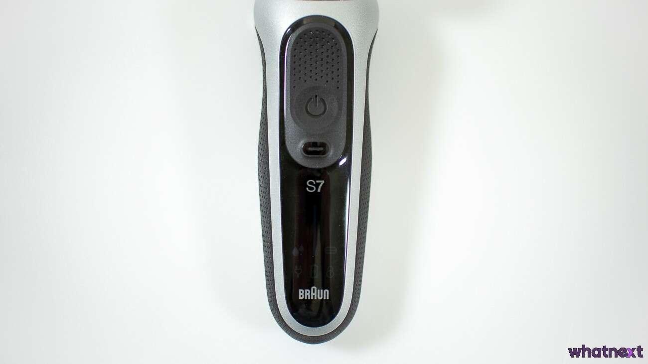 Test Braun Series 7