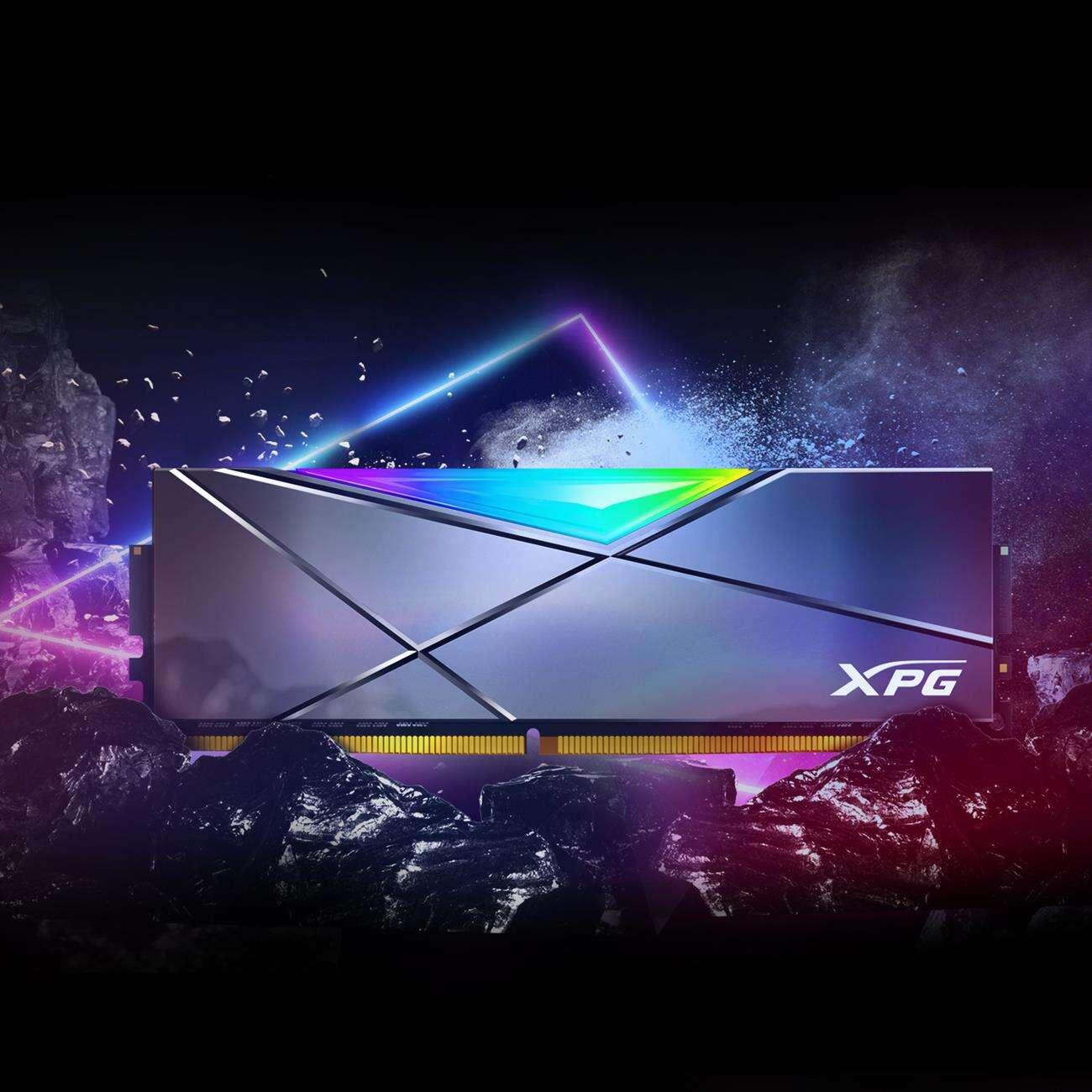 OC ADATA XPG SPECTRIX D50 Xtreme