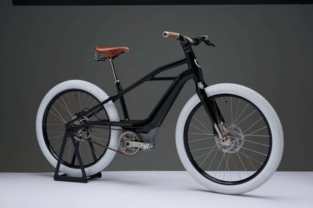 rowery elektryczne Harley Davidson Serial 1