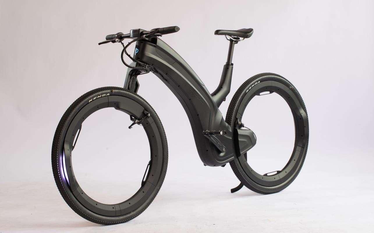elektryczny rower przyszłości Reevo