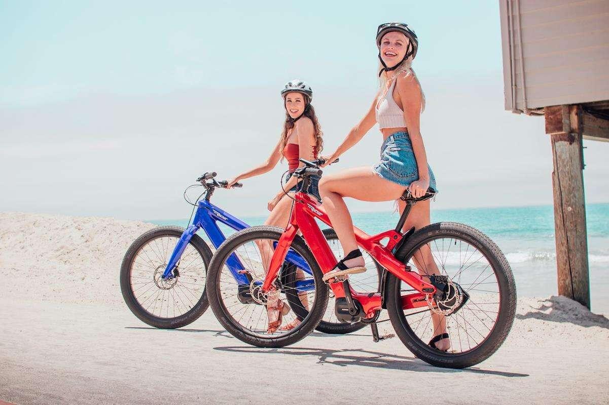 elektryczny rower Radiant Carbon od Ellsworth Bikes
