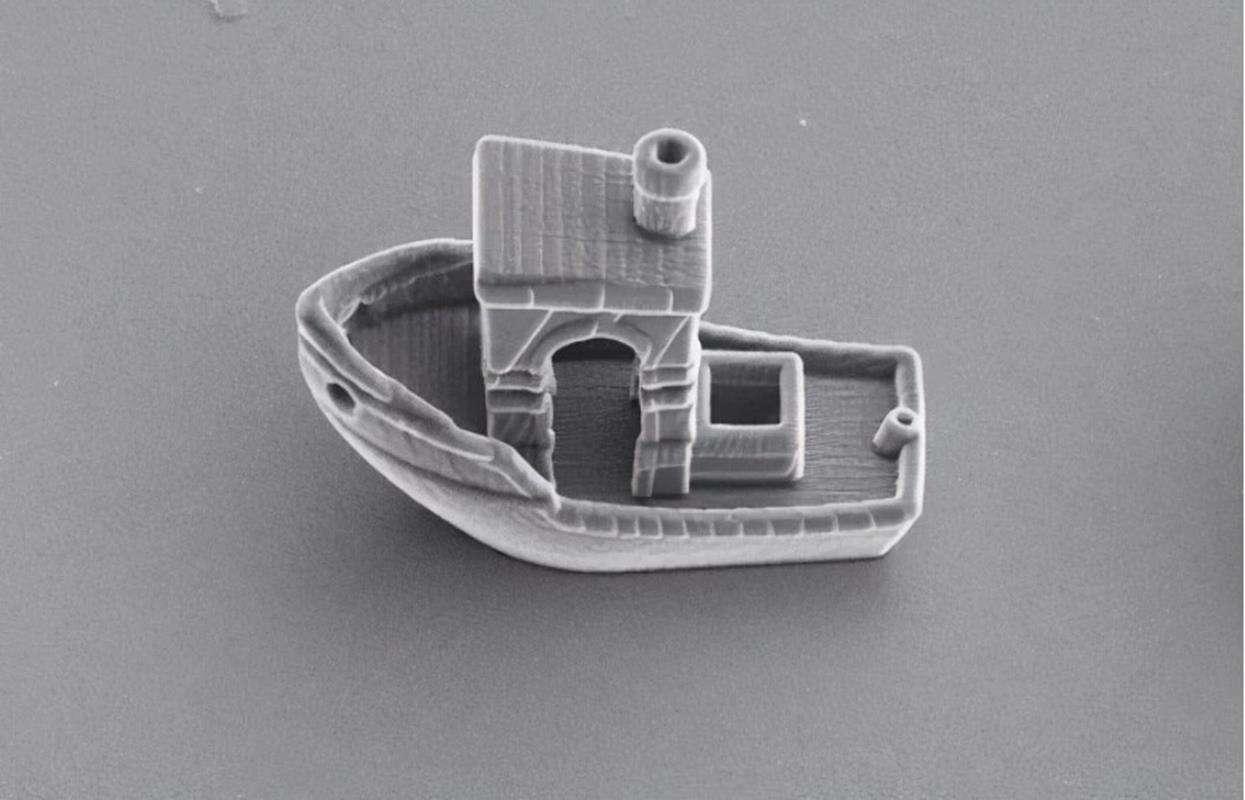 najmniejszy statek na świecie 3D