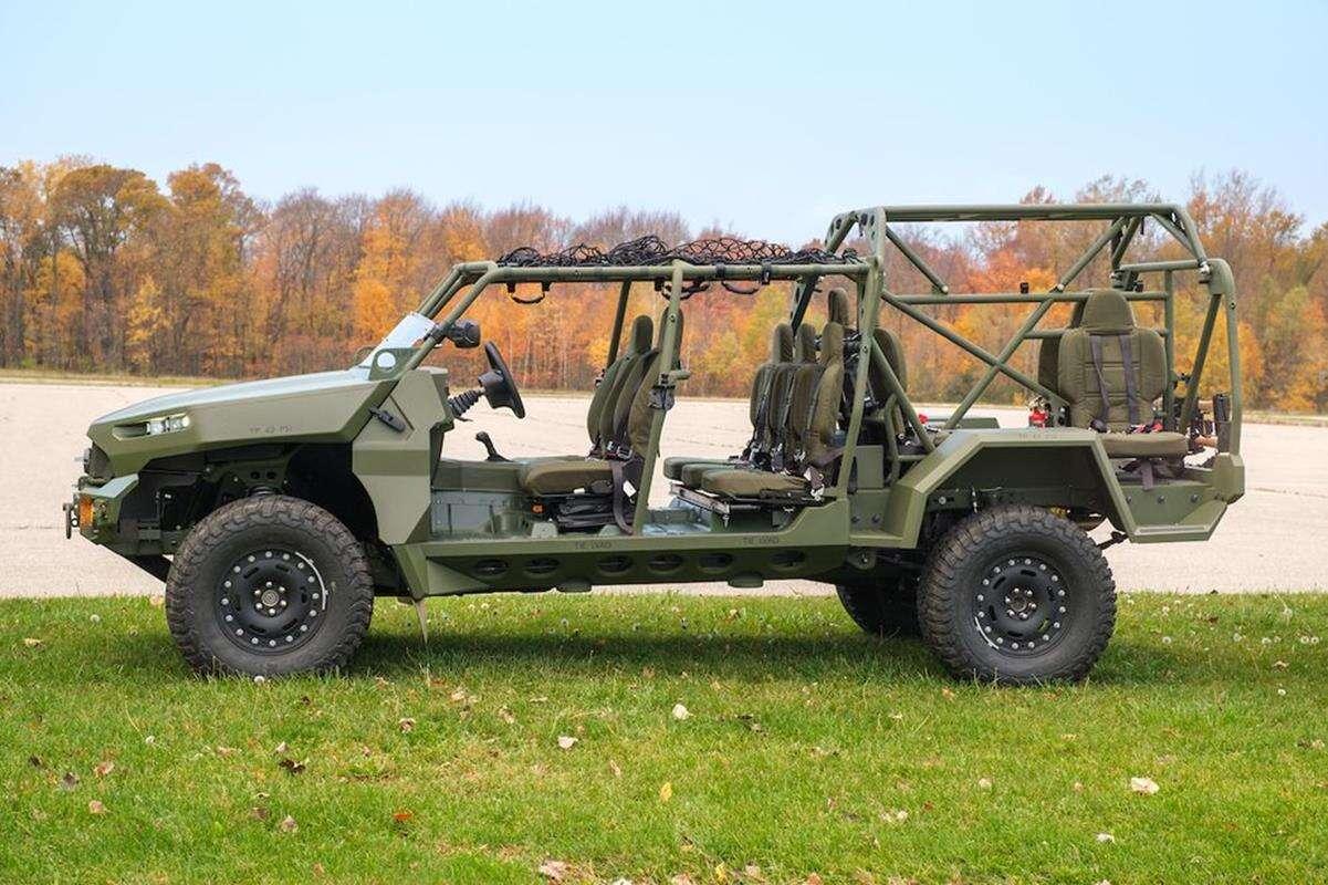 Wojsko USA nowy ISV pojazd
