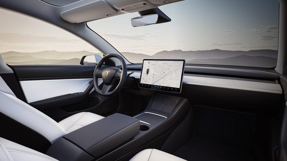 Tesla Model 3 2021 premiera