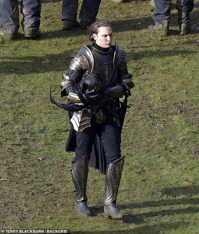 Wiedźmin sezon 2, Wiedźmin, Nilfgaard zbroje, Netflix